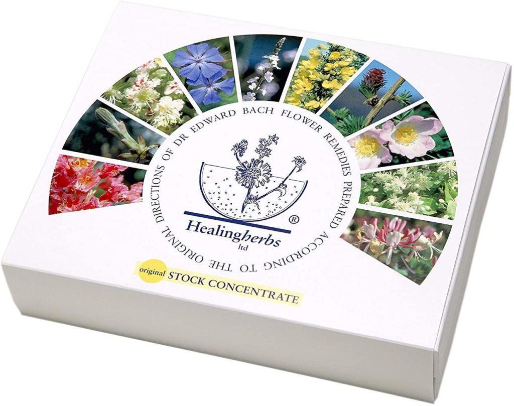 comprar caja flores bach